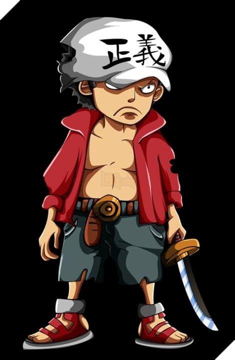 Đô Đốc Akainu là ai - Vị thủy sư đô đốc tàn bạo nhất One Piece 2