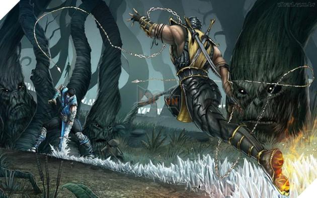 Phim hoạt hình Mortal Kombat sẽ được ra mắt đầu năm 2020 3