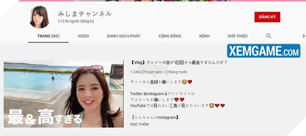 Bùng nổ các diễn viên phim JAV 18+ Nhật Bản chuyển qua làm Youtuber  3