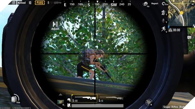PUBG Mobile: Làm thế nào để trở thành một tay bắn tỉa chuyên nghiệp? 5