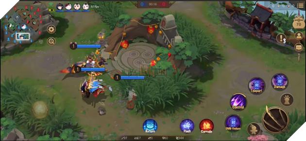 Onmyoji Arena - Game Âm Dương Sư MOBA rục rịch được mang về VN trong năm 2020 - Ảnh 2.