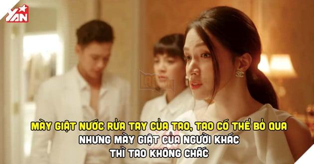 Tổng hợp ảnh Trào lưu Tao có thể bỏ qua trong movie Tặng anh cho cô ấy của Hương Giang 3