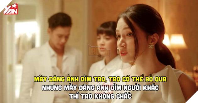 Tổng hợp ảnh Trào lưu Tao có thể bỏ qua trong movie Tặng anh cho cô ấy của Hương Giang 7
