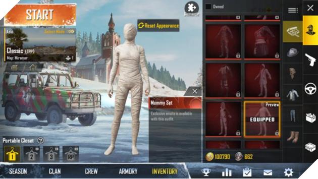 PUBG Mobile: Những trang phục phù hợp để game thủ có thể ân thân trên từng bản đồ 5