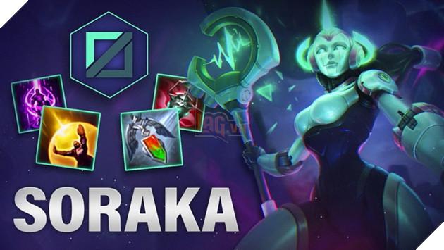 LMHT: Cách khắc chế Soraka Đường Trên theo meta 10.3 với trang bị và tướng mạnh nhất