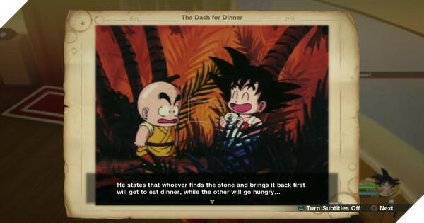 Dragon Ball Z: Kakarot - Những chi tiết ẩn mà hầu hết mọi người đều bỏ qua Phần 1  6