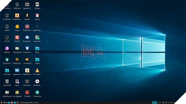 Xuất hiện hệ điều hành Window 12 lite, nhẹ hơn và vận hành nhanh hơn cả Window 10 2