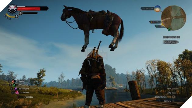 The Witcher 3: Tiết lộ cấu hình yêu câu và phần cứng để trải nghiệm game mượt nhất  10