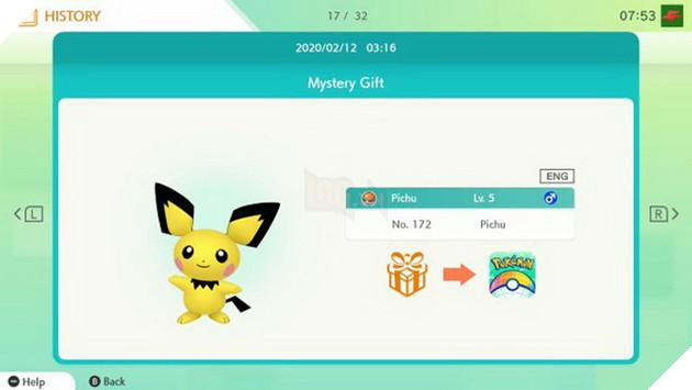 Hướng dẫn cách nhận Pokemon miễn phí và theo sự kiện từ Pokemon Home 4