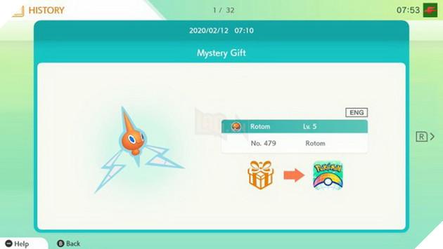 Hướng dẫn cách nhận Pokemon miễn phí và theo sự kiện từ Pokemon Home 2