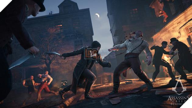 Assassin Creed Syndicate sẽ tham gia vào Chương trình miễn phí của Epic Store trong tuần này 3