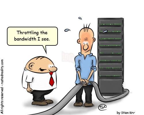 Bóp băng thông là gì? Tại sao các nhà mạng như Viettel, VNPT và FPT lại phải bóp băng thông và cách phòng tránh