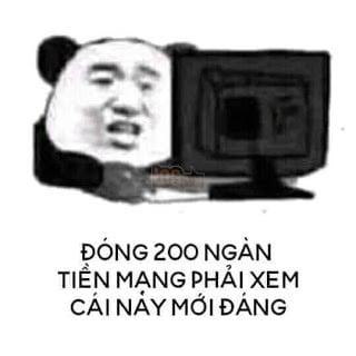 Biaoqing là gì ?Tổng hợp các hình ảnh meme gấu trúc của Weibo cực bựa đang rất thịnh hành trên Facebook hiện nay 16