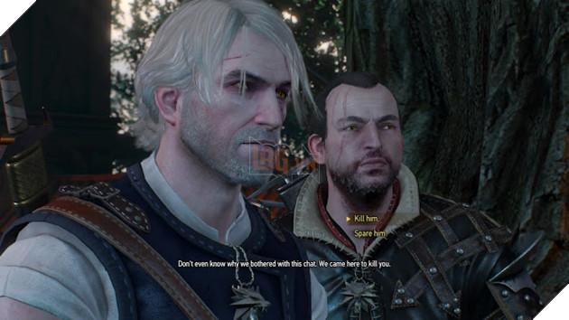 The Witcher 3: Những nhiệm vụ khiến người chơi đau đầu nhất khi đưa ra lựa chọn 5