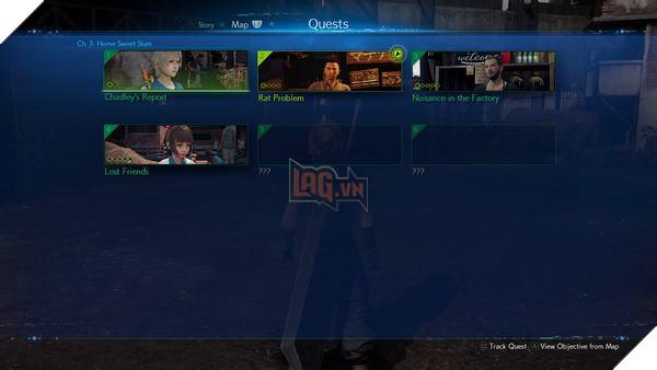 Final Fantasy 7 Remake hé lộ chi tiết nhân vật mới và hệ thống nhiệm vụ phụ 2