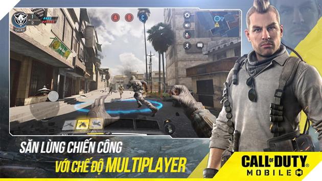 Call of Duty Mobile server Việt Nam chính thức mở đăng kí sớm cho kịp cập nhật Mùa 4 2
