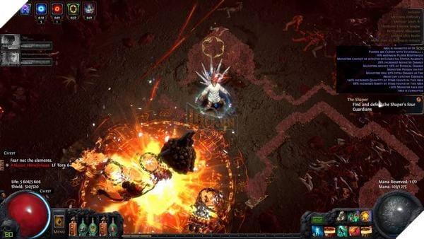 Game nào hay hơn: Wolcen Lords of Mayhem so găng với Path of Exile 5