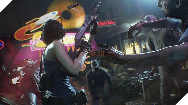 Nemesis tung hoành trong video gameplay mới của Resident Evil 3 Remake 2