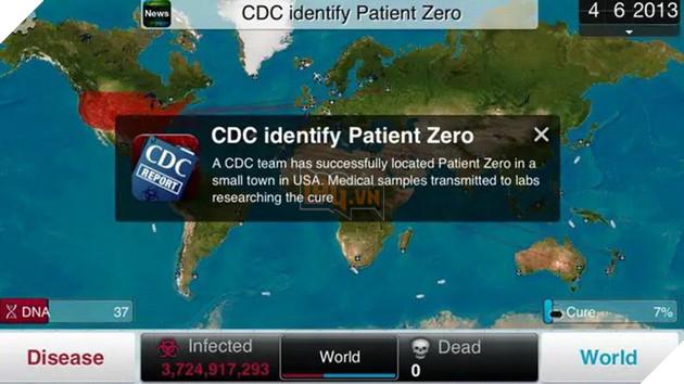 Giữa tâm dịch Corona, Trung Quốc quyết định gỡ bỏ tựa game Plague Inc khỏi App Store cả nước 2
