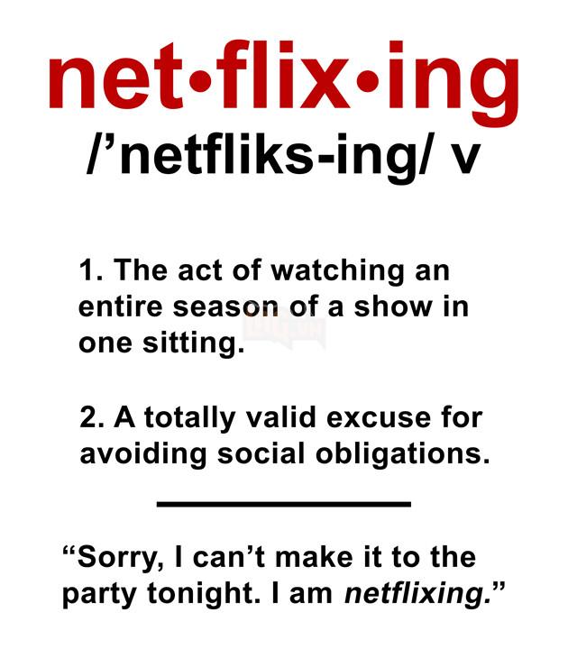 Ý nghĩa thật sự đằng sau cụm từ Netflix and Chill