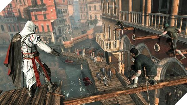 Assassin's Creed: Liệu đã đến lúc quay về với cái gốc của thương hiệu? 4