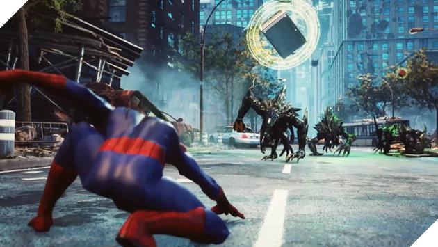 Marvel Future Revolution - Tựa game thế giới mở cho các siêu anh hùng Marvel x NetEase chính thức ra mắt 2