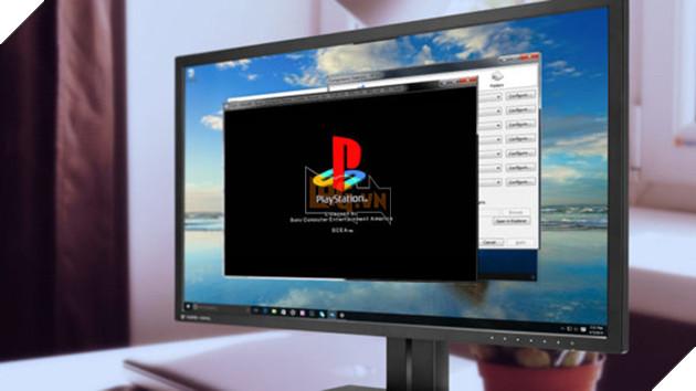 Hướng dẫn: Cách giả lập PS2 để chơi game trên PC