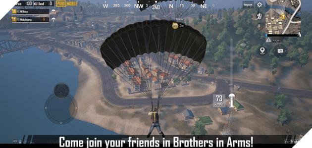 PUBG Mobile: Trải nghiệm nhanh tính năng Brothers In Arm nếu bạn là người mới chơi 6