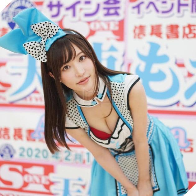 Ngắm nhan sắc xinh đẹp của Amatsuka Moe, thiên sứ của làng phim 18+ Nhật Bản - Ảnh 5.
