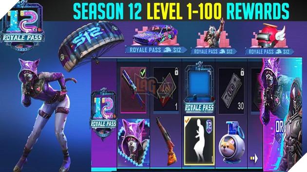 PUBG Mobile: Ngày phát hành Season 12 cùng nhiều tính năng mới được bổ sung 2