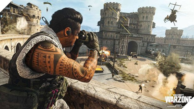 Call of Duty Free Battle Royale Warzone sẽ phát hành ngay hôm nay, đây là cách để tải xuống  2