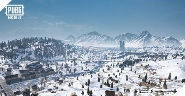 PUBG Mobile: Những bí mật của map Vikendi mà người chơi chưa biết đến