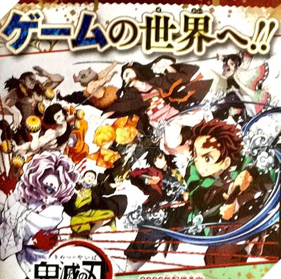 Một tựa game về Kimetsu no Yaiba vừa được công bố, sẽ xuất hiện trên PS4 vào năm 2021 2