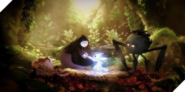 Ôn lại câu chuyện trong Ori and The Blind Forest trước khi bước sang phần tiếp theo 6