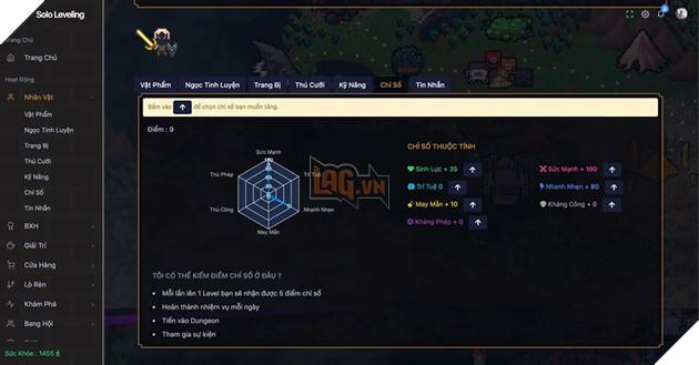 Xuất hiện tựa game Indie của Solo Leveling do chính tay người Việt Nam thực hiện 2