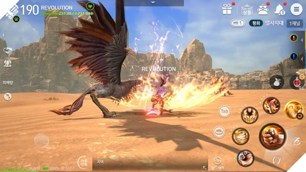 Phiên bản Blade & Soul mobile chuẩn bị ra mắt server Global, game thủ Việt thoải mái tham gia 2