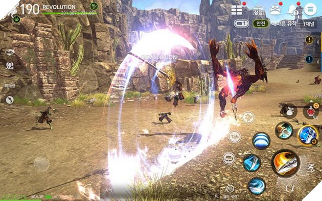 Phiên bản Blade & Soul mobile chuẩn bị ra mắt server Global, game thủ Việt thoải mái tham gia 3