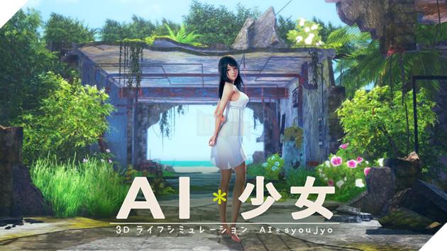 Game nuôi bạn gái ảo AI Shoujo bất ngờ xuất hiện phiên bản Việt hóa, khỏi sợ bất đồng ngôn ngữ