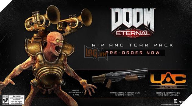Doom Eternal: Tất cả những gì cần biết trước khi ra mắt cuối tuần này 2