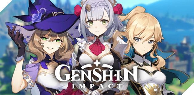 Genshin Impact – Siêu phẩm mới từ cha đẻ Honkai Impact chính thức ra mắt thử nghiệm