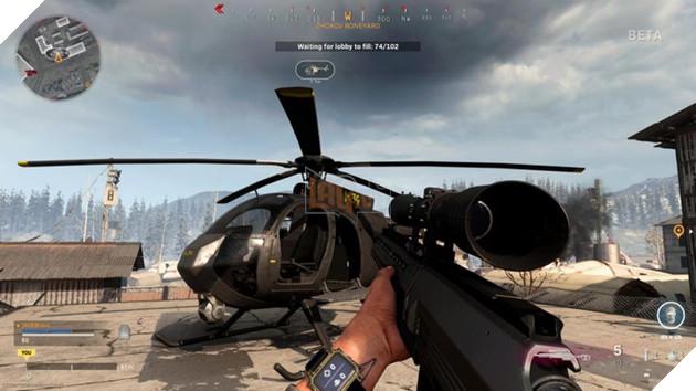 Call of Duty Warzone: Tổng hợp những địa điểm xuất hiện máy bay trực thăng chiến đấu 5