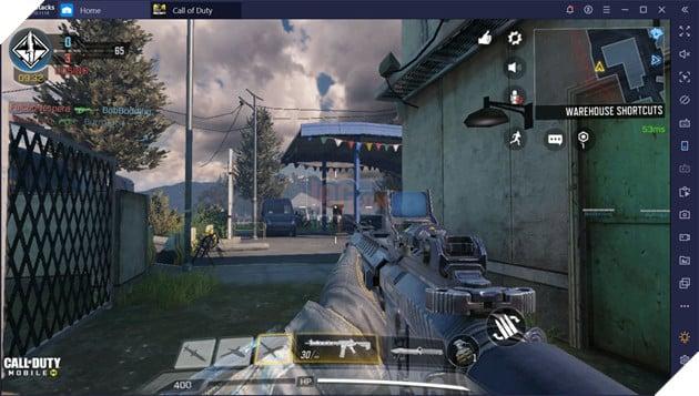 Hướng dẫn: Thiết lập chơi 60 FPS khi chơi Call of Duty Mobile 3