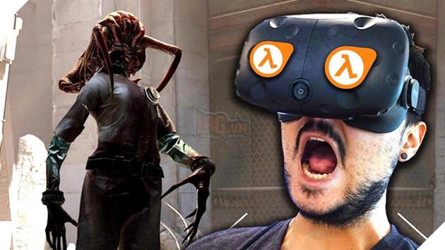 Tin vui cho game thủ nghèo, không cần kính VR vẫn có thể chơi Half-Life: Alyx - Ảnh 2.