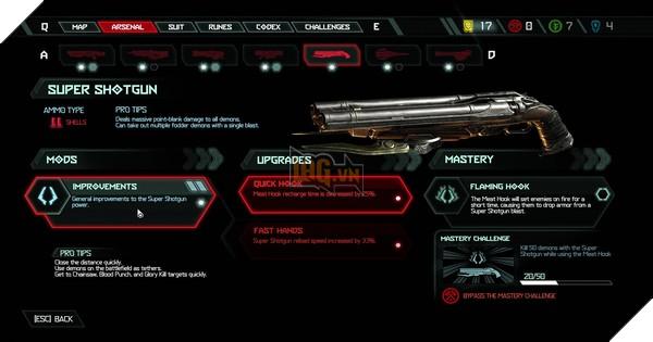 Doom Eternal: Marauders, một trong những con quỷ khó nhằn nhất game 4