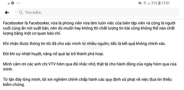 Facebooker Nguyễn Sin bị mời làm việc vụ loan tin người chết vì Covid-19