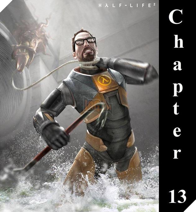Tóm tắt Cốt Truyện Half Life 1, 2 -Diễn biến sau biến cố Black Mesa Phần 5