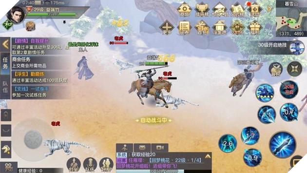 Võ Lâm Truyền Kỳ 2 Mobile chính thức mở cửa ngay trong tháng này 3