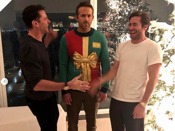 Giờ thì đã hiểu vì sao Hugh Jackman và Ryan Reynolds thường khẩu chiến với nhau 2