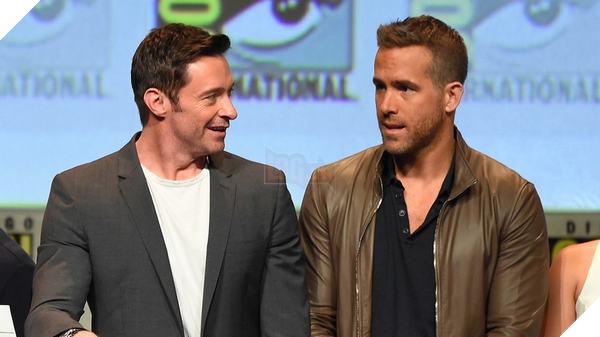 Giờ thì đã hiểu vì sao Hugh Jackman và Ryan Reynolds thường khẩu chiến với nhau