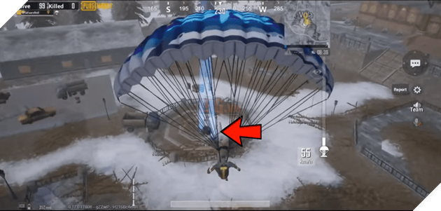 PUBG Mobile: 5 địa điểm tìm thấy Drone trong chế độ Cold Front Survival 5